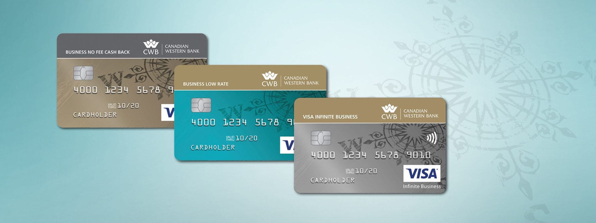 CWB Visa Business Cards